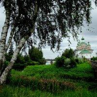 Собор Смоленской иконы Божией Матери в Олонце :: Ольга Иргит