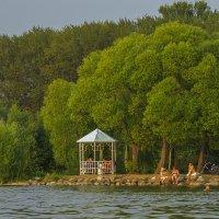 Пляж на Плещеевом озере :: Сергей Цветков