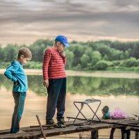Рыбаки :: Татьяна Фирсова