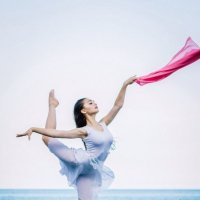 Гимнастка) :: Ксения Малкова