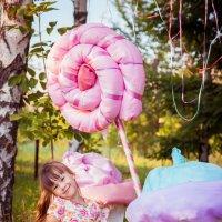 конфетные сны :: Ольга Кучаева
