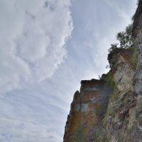 Скалы на Ангаре :: Сергей Шаврин
