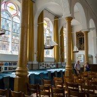 Церковь на острове Маркен, Голландия :: Witalij Loewin