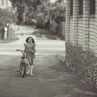 Детство :: Виктория Дубровская