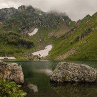 АБХАЗИЯ_озеро Мзы :: Андрей ЕВСЕЕВ