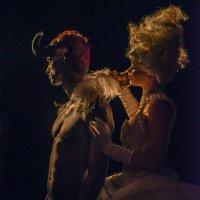 ангел и демон :: Svetlana AS