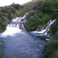 Национальный парк Крка :: Марина Домосилецкая