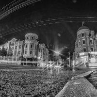 Динамика ночного города :: Роман Шершнев