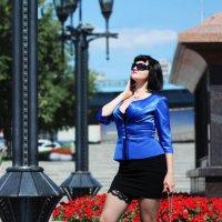 Лето в городе. :: Елена Прихожай