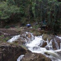 В окрестностях Далата. Природный порк с водопадом Датанла. :: Виктор Куприянов