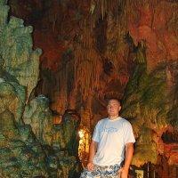 В пещерах Диру. :: Оля Богданович