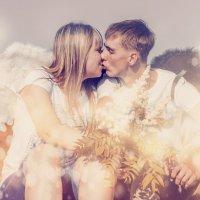 поцелуй ангелов :: Инна