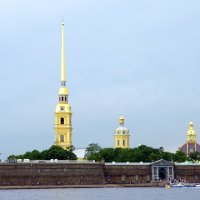 Петропавловская крепость. :: Валерий Новиков