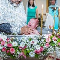 Крещение Арсения :: Александра Капылова