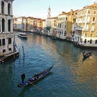 "Венеция ""Гранд Канал"" :: Oksanka Kraft"