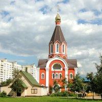 Москва. Церковь Татианы в Люблино (новая). :: Александр Качалин