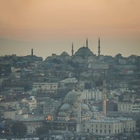 Вечерний Стамбул :: Олег Ведерников