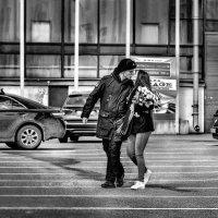 белые розы.. :: Константин Водолазов