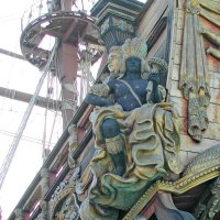 Генуя. Пиратский галеон :: Tata Wolf