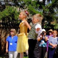 Танец. Волшебные мгновения :: Елена Фалилеева-Диомидова