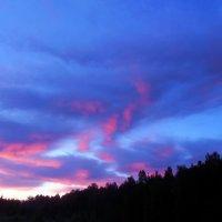 Облака на расвете :: Наталья Пендюк Пендюк
