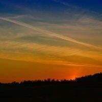 Перед восходом :: Евгения