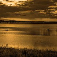 На рыбалке :: Евгения