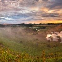 Утро в Старом Изборске. (2) :: Роман Дмитриев