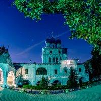 Спящий храм :: Игорь Герман