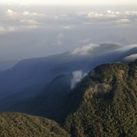Вид  с Пика Адама Шри-Ланка :: Андрей