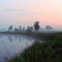 Уже ложится на поля туман :: Павлова Татьяна Павлова