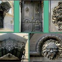 Старинные двери :: Нина Бутко