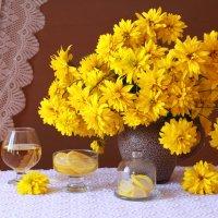 Золотые шары. :: alfina