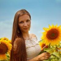 Кусочек солнца :: Мария