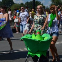 Омску 300 лет :: Savayr