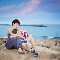 Мама и сын :: Malka Morgan