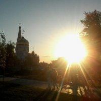 На закате дня :: Екатерина