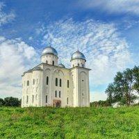 В Юрьевом монастыре :: Сергей Григорьев