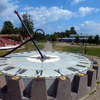 Солнечные часы Кронштадта :: Николай