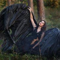 Темный ангел! :: Лина Трофимова