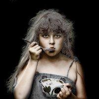 Маленькая ведьмочка. :: Анатолий. Chesnavik.