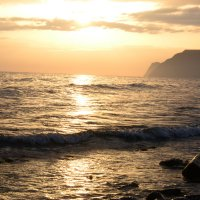 Закат на море :: Елена