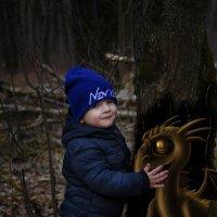 прогулка с драконами :: Роман Романов