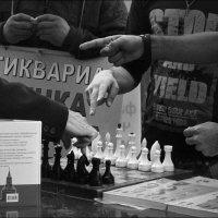 Игра в четыре руки :: Василий Чекорин
