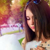 Сладкая вата... :: Anastasia Silver