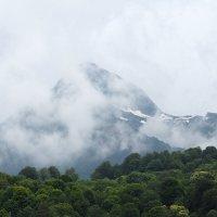 Горы в красной поляне :: Алексей Марчук