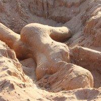 О вреде долгого лежания на пляже :: Marina K
