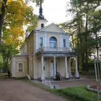 Церковь в Царском селе :: Наталья