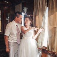 Свадьба Василия и Дарьи :: Андрей Молчанов