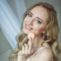 утро невесты Анастасии :: Екатерина Бурдыга